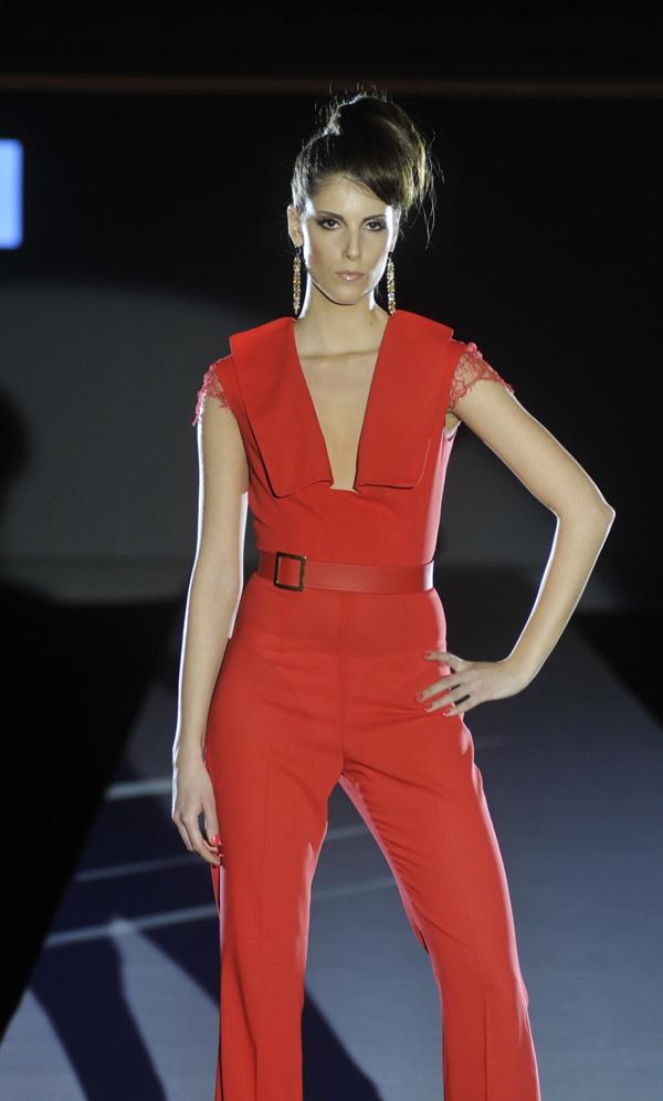 Biljana Tipsarevic 2 33. Belgrade Fashion Week: Biljana Tipsarević i Bata Spasojević