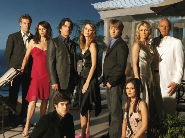"Bogate porodice Okruga Oranž 2 Serija četvrtkom: ""The O.C."""
