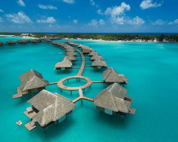 Bora Bora ostrva slika 3 Najčarobnija ostrva na planeti!