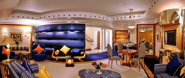 Bur Al Arab Dubai Osam najskupljih hotelskih apartmana na svetu