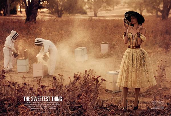 "CassiVanDenDungenVogueAustralia2 April2013 ""Vogue Australia"": Slatke stvari"