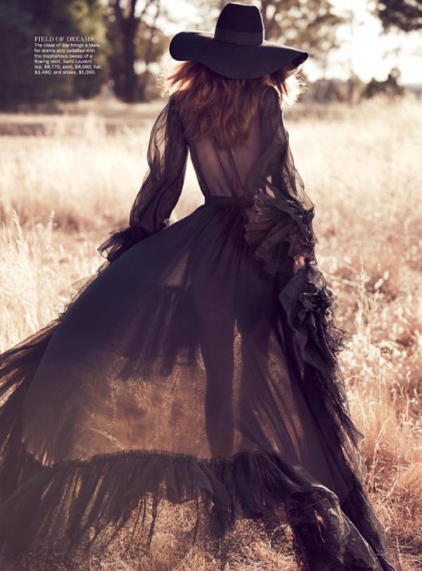 "CassiVanDenDungenVogueAustralia7 April2013 ""Vogue Australia"": Slatke stvari"
