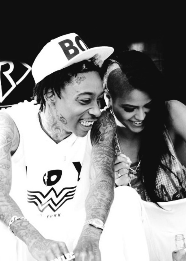 "Cassie Wiz Khalifa slika 1 The Best of RnB: Cassie feat Wiz Khalifa: ""Paradise"""