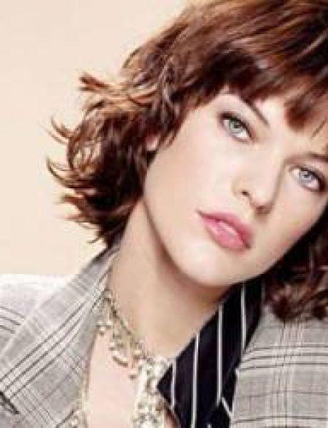 Celebrity stil dana: Milla Jovovich