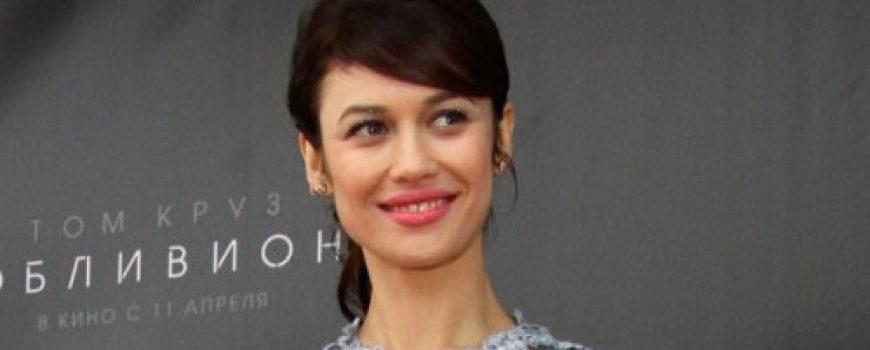 Celebrity stil dana: Olga Kurylenko