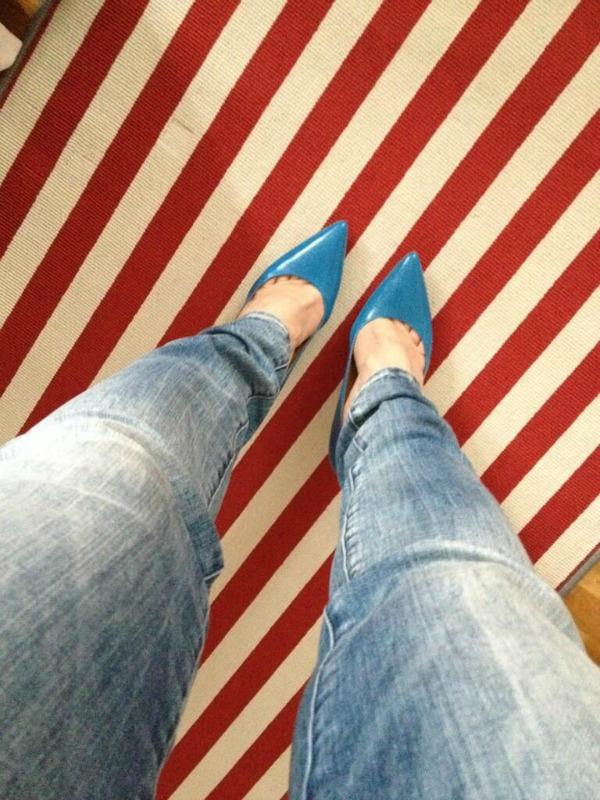Cipele i pruge Twitter na crvenom tepihu: Urbano, samo urbano, urbano!