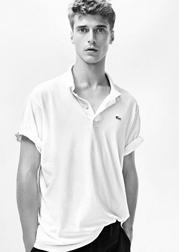 Clement Chabernaud Lacoste SS13 02 Lacoste: Sa stilom i elegancijom