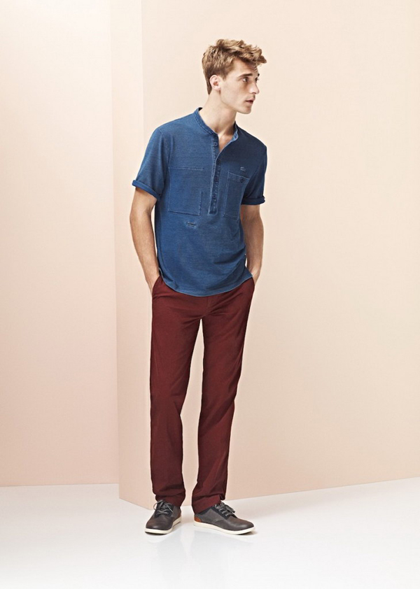 Clement Chabernaud Lacoste SS13 06 Lacoste: Sa stilom i elegancijom
