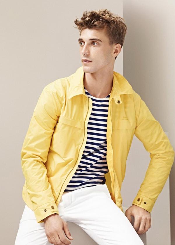 Clement Chabernaud Lacoste SS13 13 Lacoste: Sa stilom i elegancijom