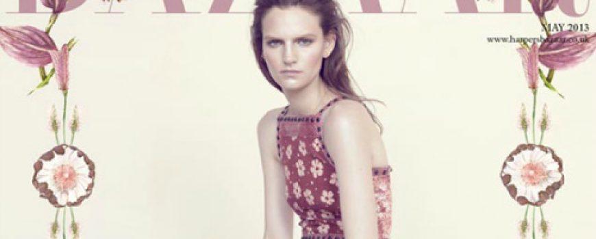 """Harper's Bazaar UK"": Majska modna bajka"