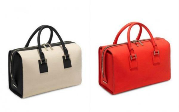 Crno bela varijanta i u boji Modni zalogaj: Nova kolekcija torbi Victoria Beckham