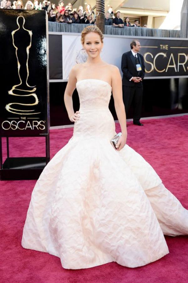 Dženifer Lorens Trend sa crvenog tepiha: Haljine Christian Dior