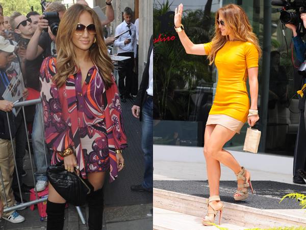 Dženifer2 Sve torbe Jennifer Lopez (1. deo)