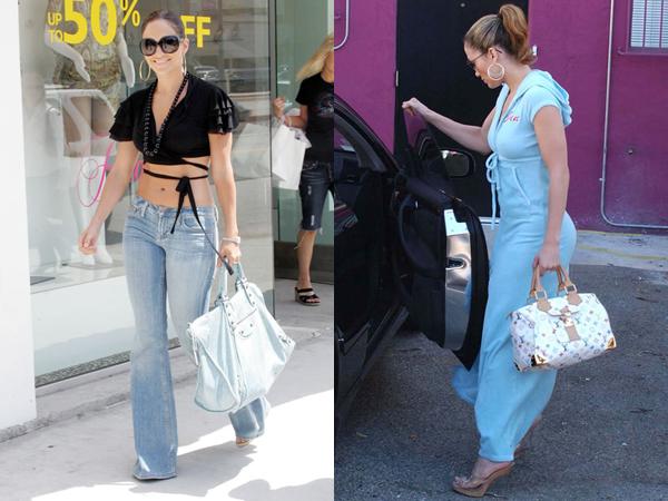Dženifer4 Sve torbe Jennifer Lopez (1. deo)