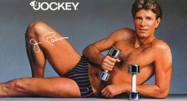 Džim Palmer Najzgodniji sportisti kao modeli (2. deo)