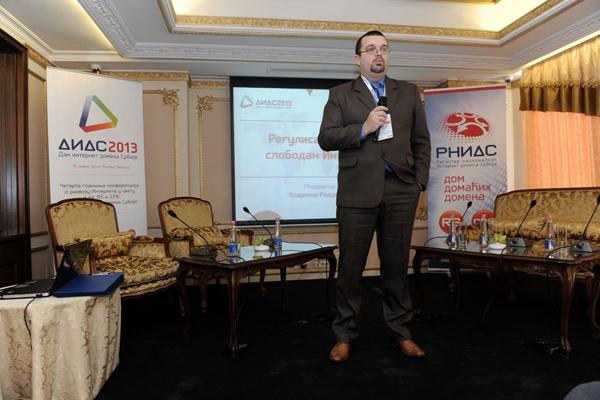 DIDS Aleksandar Popovic DIDS 2013: Održana konferencija o Internetu