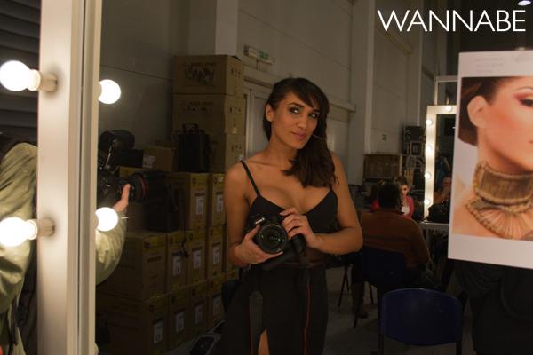 DSC 0088 Backstage 33. Perwoll Fashion Week (1. deo)