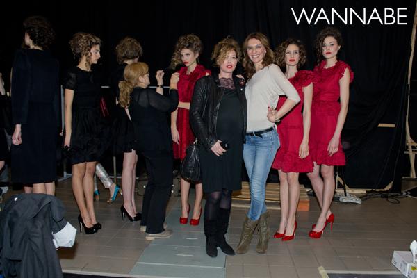 DSC 0144 Backstage 33. Perwoll Fashion Week (1. deo)