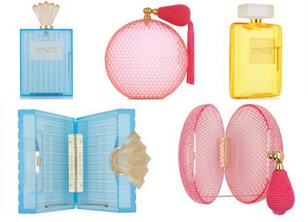 Da li biste nosile ovako neobicnu torbu Modni zalogaj: Charlotte Olympia predstavlja torbe u obliku parfemskih bočica