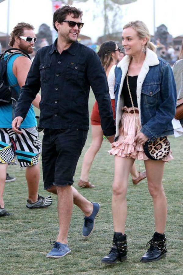 Dajan Kruger Coachella 2013: Festival prolećnih trendova