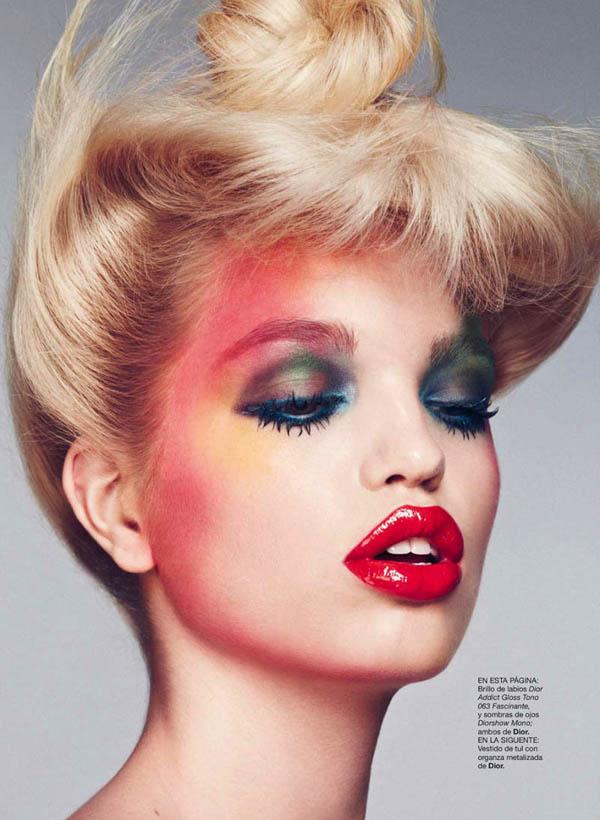 """DaphneGroeneveldTxemaYeste9 """"Harper's Bazaar Spain"""": Ljubi me brzo"""