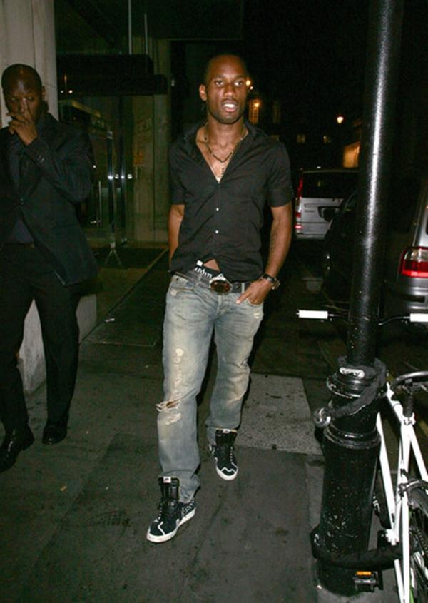 Didije Drogba 4 Stil sportista: Didier Drogba