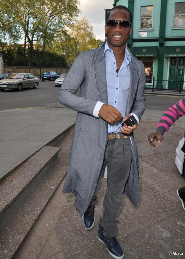 Didije Drogba 5 Stil sportista: Didier Drogba