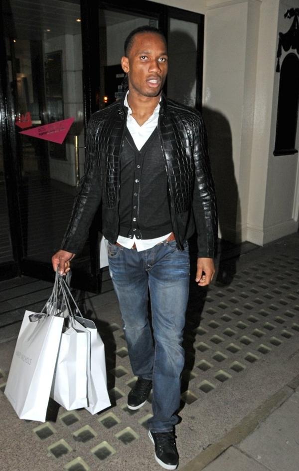 Didije Drogba 9 Stil sportista: Didier Drogba