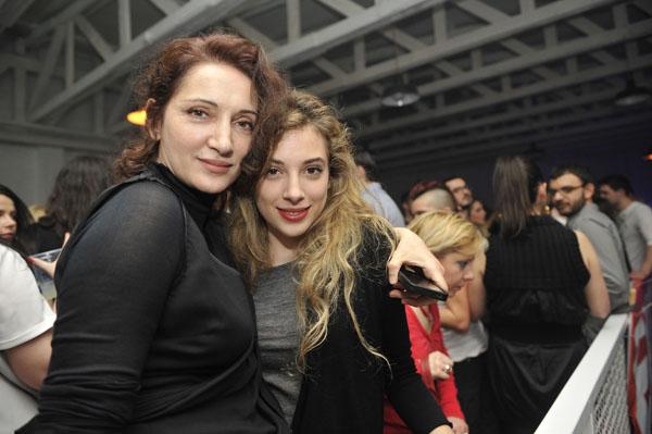 Dragana Kunjadic sa cerkom Zatvaranje 33. Perwoll Fashion Week a