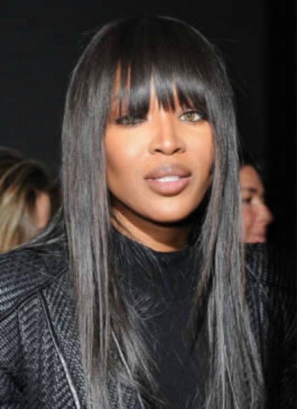 Duge šiške kod Naomi Campbell slika 4 Šiške su ponovo u trendu