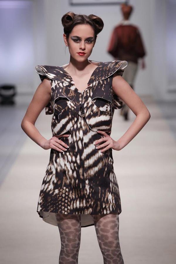 Elena Spasovska 2 Fashion Week Skoplje: Elena Spasovska, Viba Teks i Duma