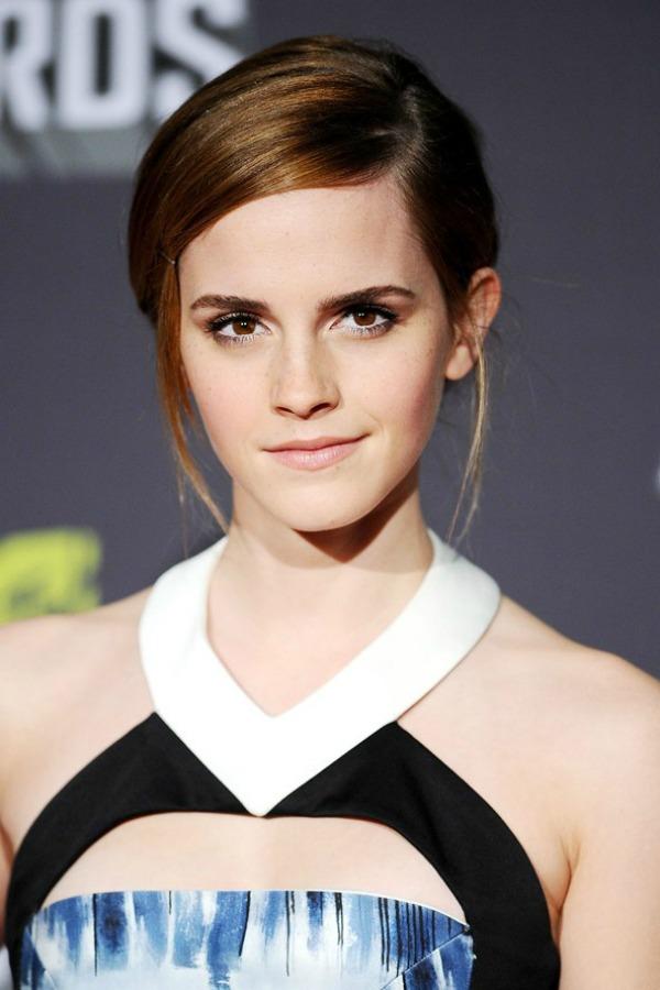 Ema Votson 10 Beauty Moments: Najlepše frizure, Emma Watson