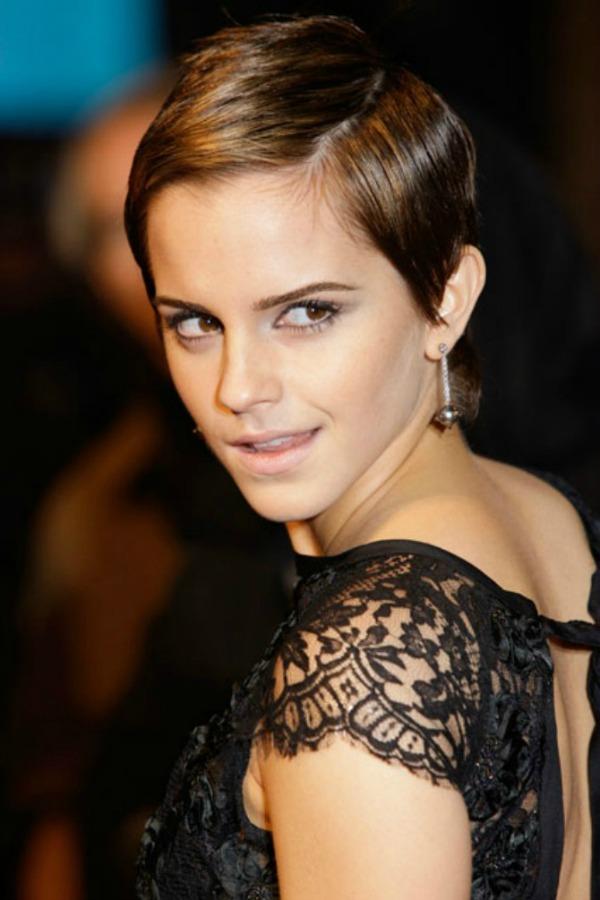 Ema Votson 6 Beauty Moments: Najlepše frizure, Emma Watson