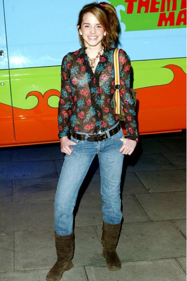 Ema Votson2 Prelistavamo stil: Emma Watson