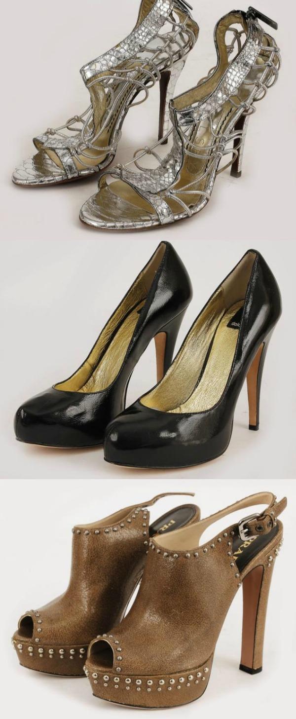 F14 Modni zalogaj: Ko želi cipele Carrie Bradshaw?