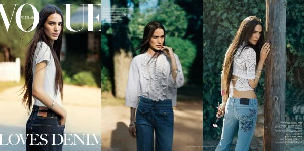 """F15 Modni zalogaj: Beograđanka na naslovnici magazina """"Vogue"""""""