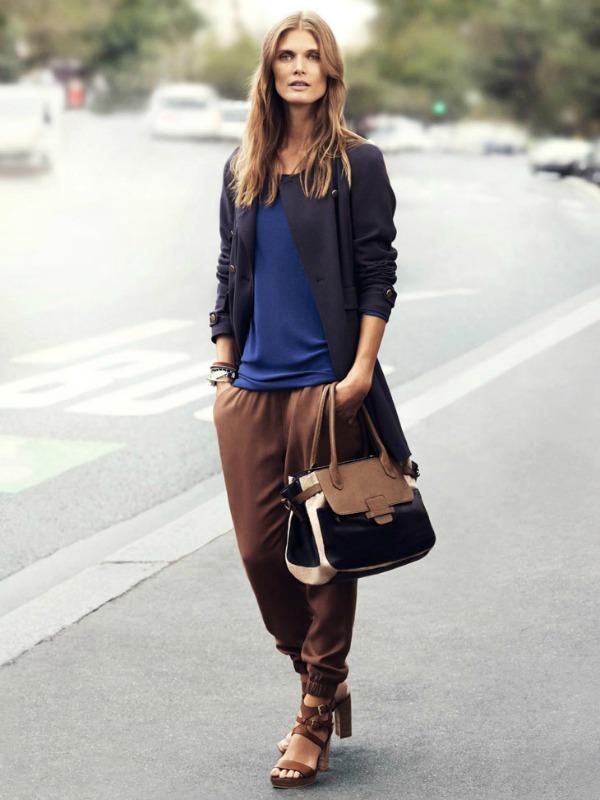 Fantastična kombinacija torbe i cipela Marc O'Polo: Džentlmen i dama