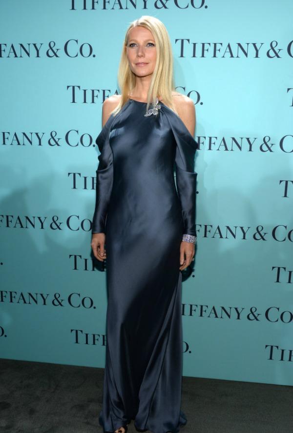 Gvinet Paltrou1 Fashion Police: Tiffany bal