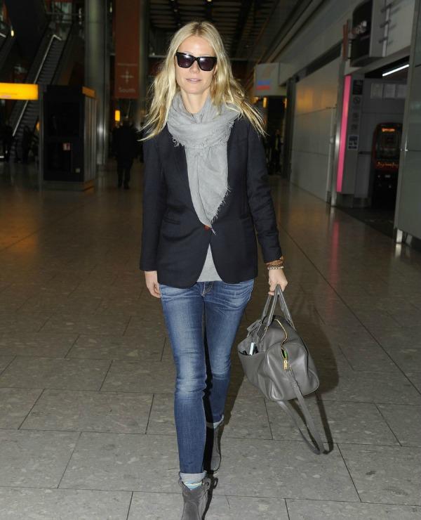 Gwyneth Paltrow 2 Street Style: Gwyneth Paltrow