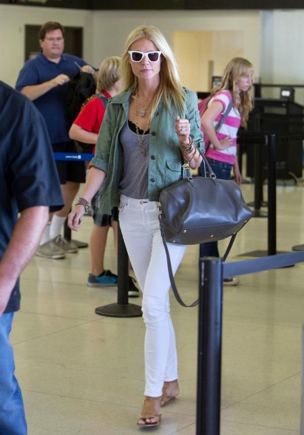 Gwyneth Paltrow 7 Street Style: Gwyneth Paltrow