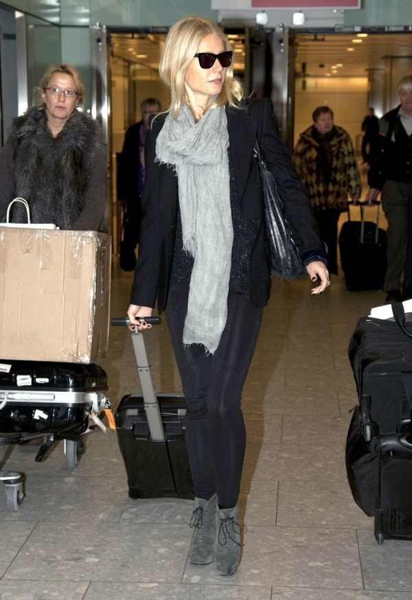 Gwyneth Paltrow 8 Street Style: Gwyneth Paltrow