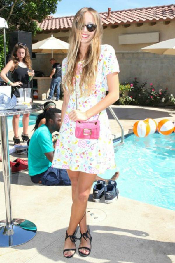 Harli Vijera Coachella 2013: Festival prolećnih trendova