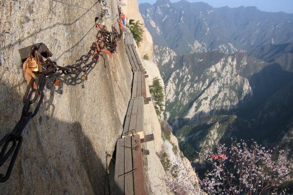 Huasan Kina Uzbudljiva putovanja