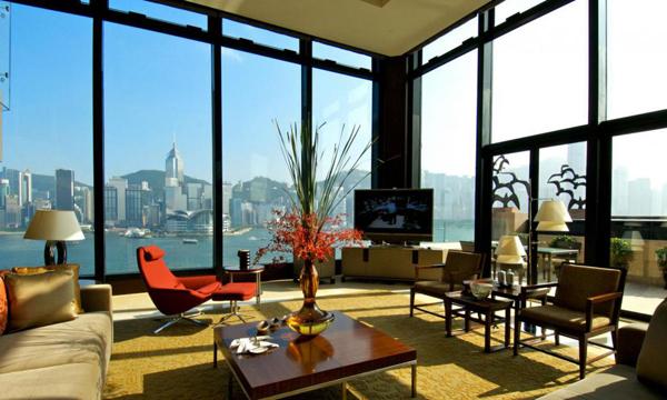 Interkontinental Hong Kong Osam najskupljih hotelskih apartmana na svetu