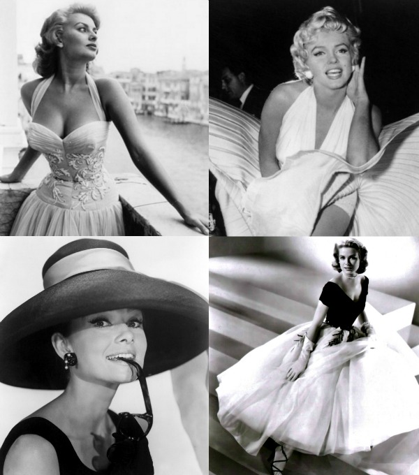 Istorija mode1 Istorija mode: Pedesete godine