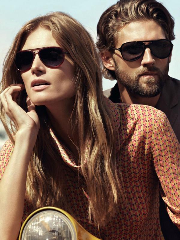 Izaberite svoj model naočara za proleće Marc O'Polo: Džentlmen i dama