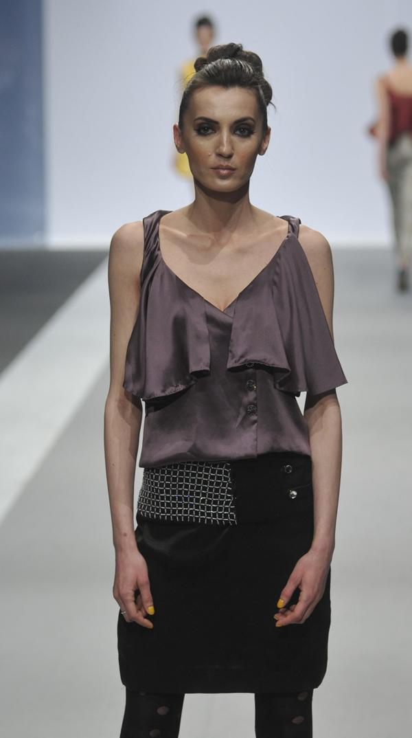 Jaya Misra 33. Perwoll Fashion Week: Treći dan