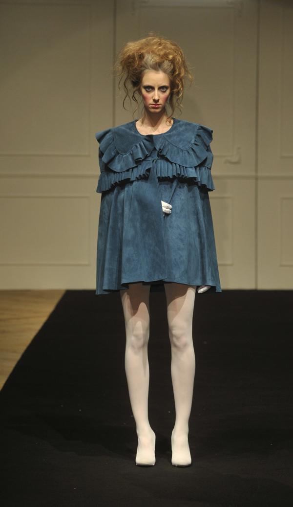 """Jayne Pierson 33. Belgrade Fashion Week: """"British Day"""""""