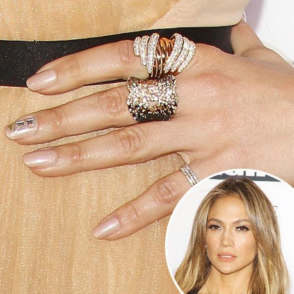Jennifer Lopez Nokti poznatih ličnosti