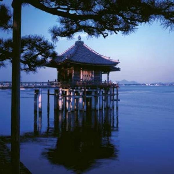 Jezero Biwa Sedam geografskih činjenica o Japanu